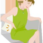 腰痛の原因と食養生