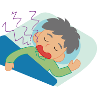 いびき睡眠時無呼吸症候群SAS☆川越市鶴ヶ島市の漢方薬局坂重薬局