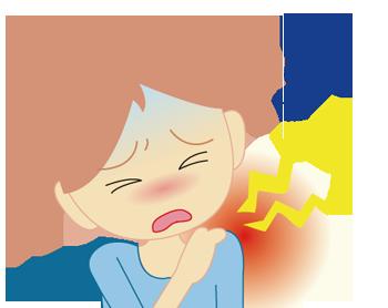 頸肩腕症候群(けいけんわんしょうこうぐん)漢方相談の坂重薬局