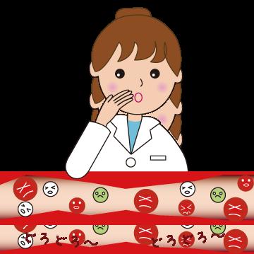 血管の老化を防ぐ☆川越市鶴ヶ島市の漢方薬局坂重薬局